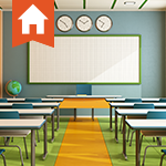 Image of a real estate education classroom