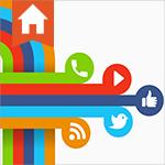 social media real estate leads