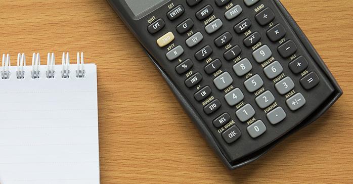 Calculator for CFA Exam - Kaplan Schweser