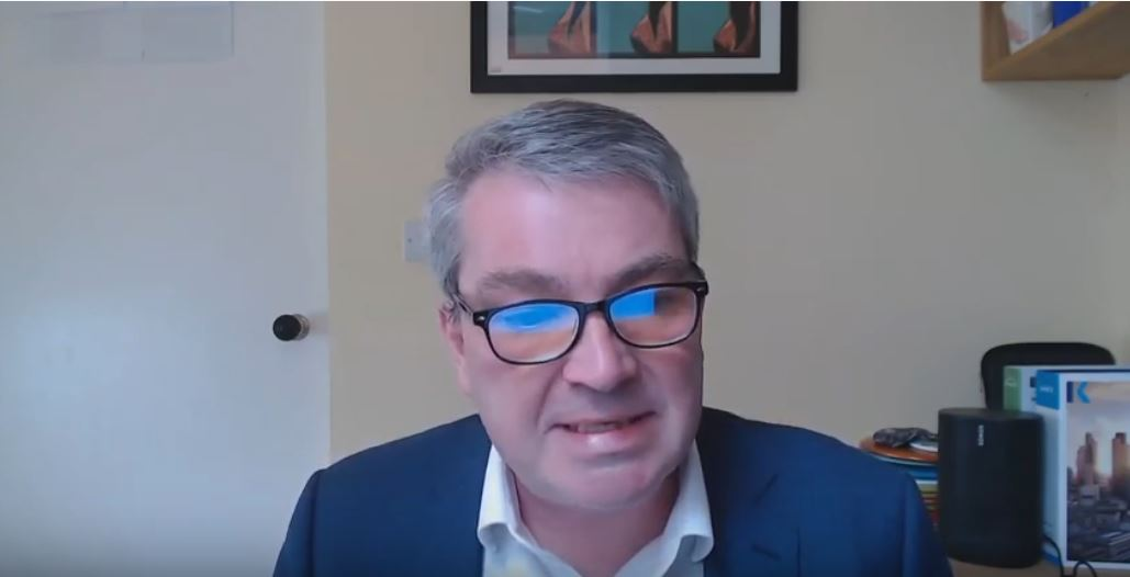 Kaplan Schweser's Jon Bone details how CFA Level III exam candidates should modify