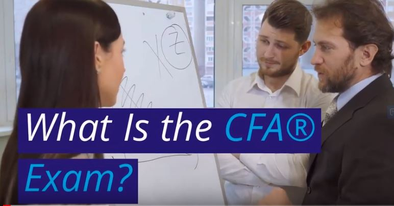 What is the CFA Exam? Video