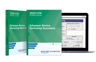 Schweser CFA Revision Course Books