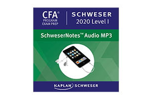 SchweserNotes™ Audio MP3s