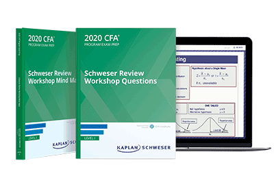 Kaplan Schweser Review Workshop Package for Level I of the CFA Exam