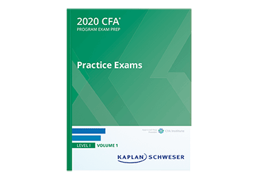 Schweser Practice CFA Exam Booklet