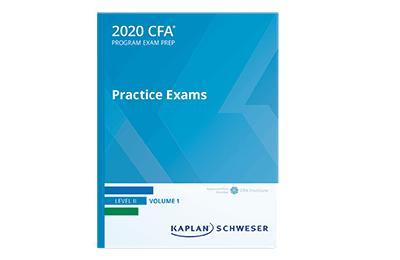 Schweser Practice CFA Exam Booklet
