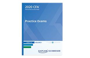 Schweser Practice Exams