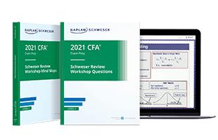 Schweser CFA Review Workshop Books