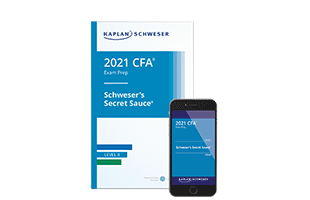Kaplan Schweser's Secret Sauce® for Level II of the CFA exam