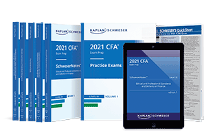 Kaplan Schweser's SchweserNotes™ books for Level III of the CFA exam