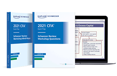 Kaplan Schweser Class Package for Level III of the CFA Exam