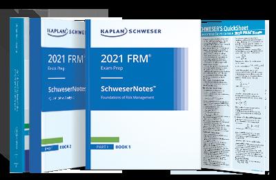 Schweser's FRM Part I SchweserNotes™ Package