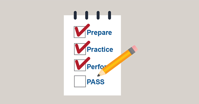 Final preparations for the FRM exam checklist - Kaplan Schweser