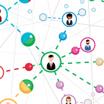 Real Estate Professional's Network of Contacts