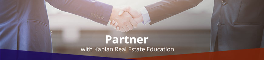 Kaplan Real Estate Education - Corporate Partnership Program