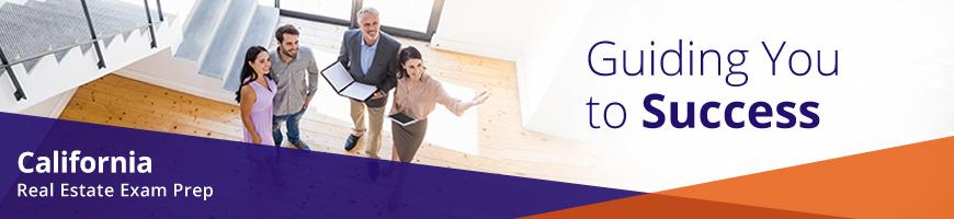 California Real Estate Licensing Exam Prep Courses