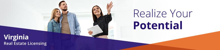 Virginia Real Estate License Classes Online