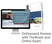Nevada National and State OnDemand Exam Prep Textbook Package - Salesperson EP