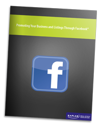 Real Estate Agent eBook - Facebook tips and tricks